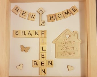 Scrabble frames for any occasion