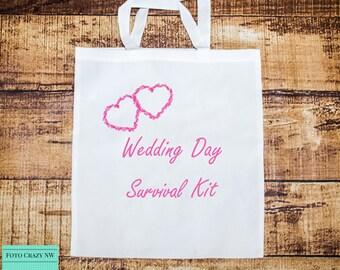 Tote Bag | Shopping Bag | Personalised Bag | Wedding Survival Kit | Wedding Gift | Bridesmaid