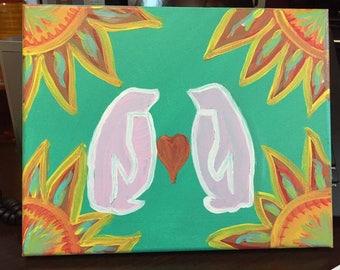 Penguin Love Affair