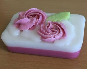 Scented wax - Peppermint - mini loaf