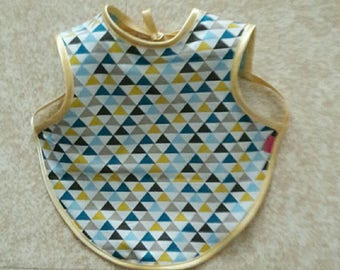 Cotton Baby apron bib
