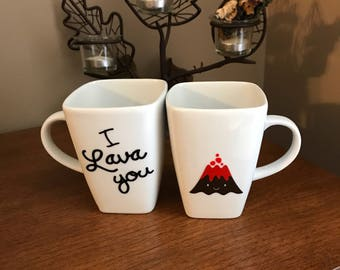 I Lava You Mugs