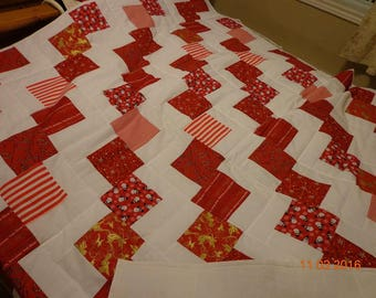 lap size quilt 65 X 65