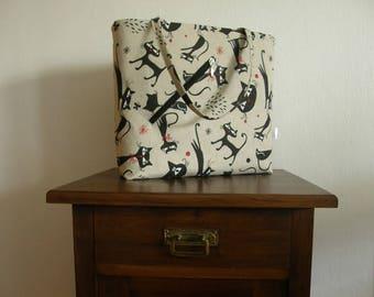 Woman's handmade Handbag, Sholderbag, Unique, Tote, Purse