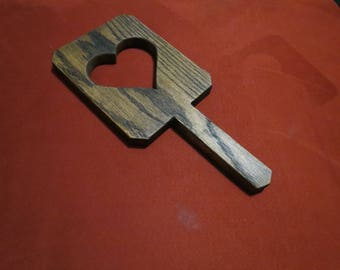 My Heart paddle