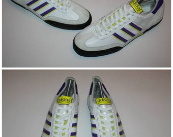 Free shipping! adidas shot put made in west germany very rare sneackers
