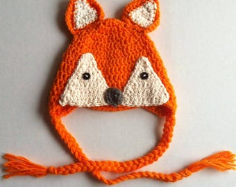 Cute Fox Hat