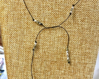 Easy Accessory Beaded Wrap Necklaces