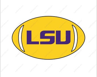 LSU Tigers svg football svg bundle party Svg Dxf Eps Png Ai Digital File design Print Mug Shirt Decal