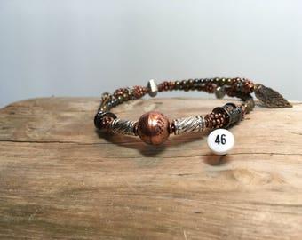 Four Metals Wrist Wrap