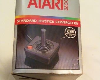Vintage Atari Standard Joystick w/ Original Box