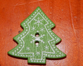 """5 buttons """"Christmas tree"""""""