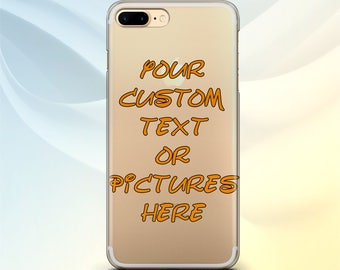 iPhone 7 Custom case Samsung S8 Personalized case iPhone 6S Rubber case Google Pixel Silicone case LG G6 TPU cover iPod Touch 6 case iPhone