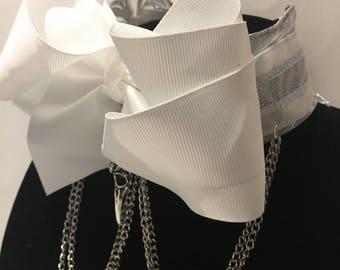 Fancy White Victorian Collar