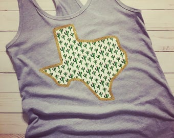 Cacti Texan