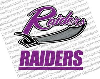 Raiders SVG, DXF, PNG, eps, cdr, Vector, Digital Cut File