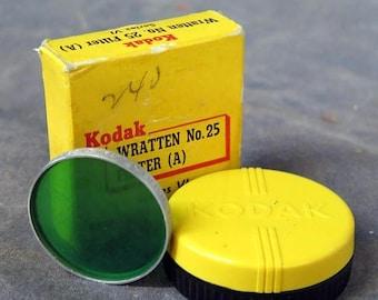 S Kodak Wratten X1 Filter VI with Box