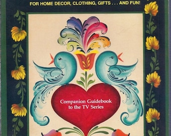 Creative Painting by Jackie Shaw (1988, Paperback) #57 For Home, Cloth & Gifts