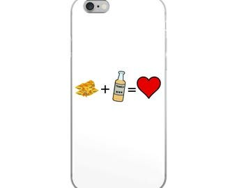 Love Tacos and Tequila iPhone Case - Iphone 7 case - Iphone 8 case - Iphone 7 plus case - Iphone 6 case - Iphone X case