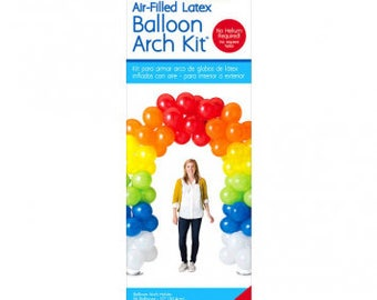 Diy balloon arch kit etsy for Balloon arch frame kit party balloons decoration