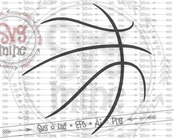 Basketball svg files -- Basketball ball svg -- Basketball dxf files -- Basketball ball dxf -- Basketball svg -- dxf -- eps -- ai -- png