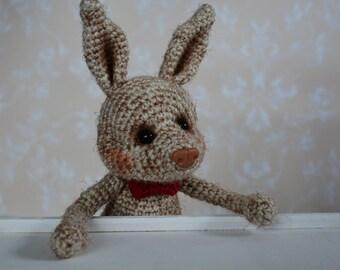 crochet hare, crochet rabbit, amigurumi hare, handmade hare, toy hare, rabbit toy, stuffed animals, plush animals, plush hare, stuffed hare