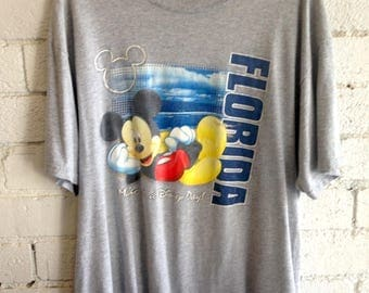 Disney Mickey Mouse Florida Tee