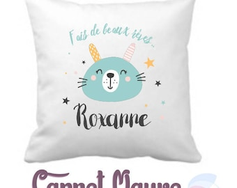 Baby - baby gift - personalized pillow gift pillow