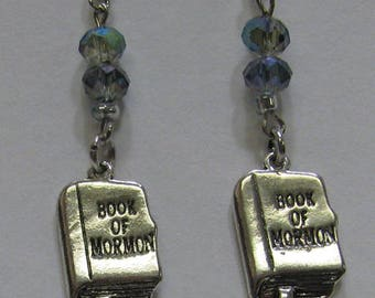 Book of Mormon Earrings E60