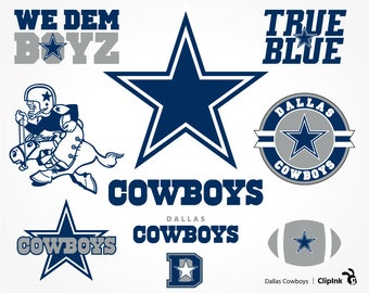 Dallas Cowboys svg, Cowboys clipart, Dallas svg silhouette, digital files – svg, eps, png, dxf, pdf. Graphic Decor Cut Print Mug Shirt Decal