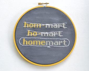 Homemart Hollywood Handbook Cross Stitch