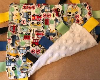Transport Ribbon Comforter