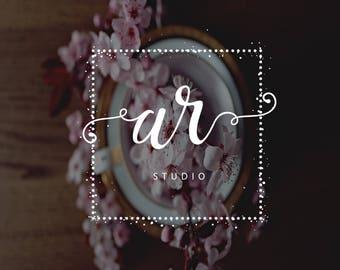 Logo Design, Logo Template, Photography Logo, Business Logo, Watermark, Premade Logo, Custom Logo Design, Watercolor Logo, Graphic Design
