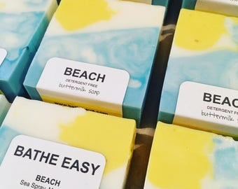 Beach Buttermilk Soap