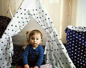 Teepee, Wigwam, Kids Teepee, Playhouse, Play Tent, Tee Pee, Kids Teepee Tent, Tipi, Zelt, Teepee Tent, Kids Tipi, Teepee Mat, Teepee poles