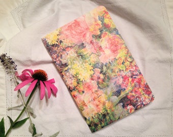 Roses Softcover Journal