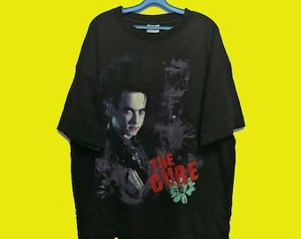 Vintage 1989 The Cure disintergration t-shirt XL