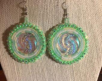Sea Mermaid Earrings
