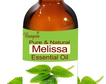 Melissa Oil - Pure & Natural Essential Oil