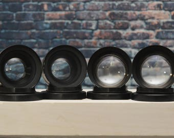 Yashikor AUX Wide and Telephoto 1 : 4 lens filters