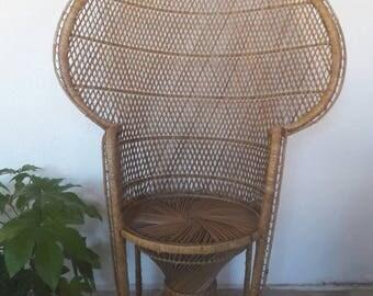 Beautiful Peacock Chair Bohemian Style