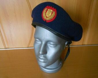 Austrian beret military vintage