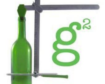 G2 bottle cutter (Create glass art with this bottle cutting tool)