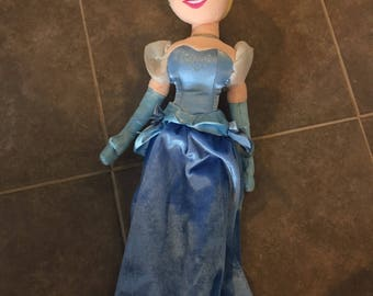 Disney princess Cinderella plush doll