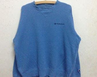 Vintage 90's Champion Product Sweatshirts Size L