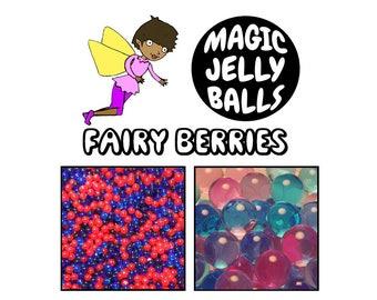 Fairy Berries - Magic Jelly Balls - Growing Water Beads
