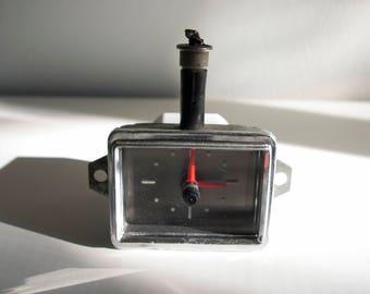Vintage car clock.