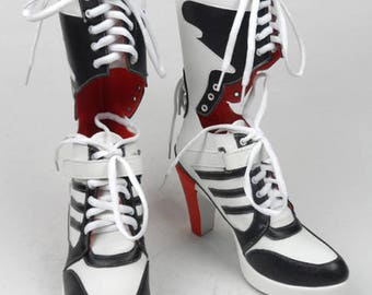 Harley Quinn Cosplay Shoes