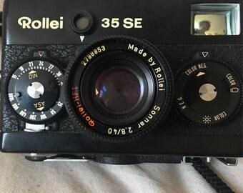 Rollei 35 SE film camera