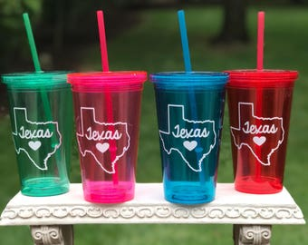 Texas Tumbler- A benefit for victims of Hurricane Harvey